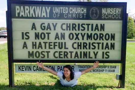 GayChristianSign