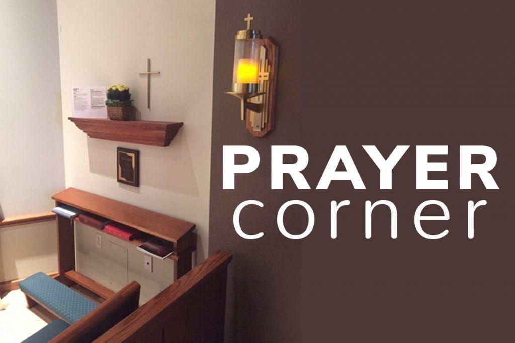 Prayer Corner 2
