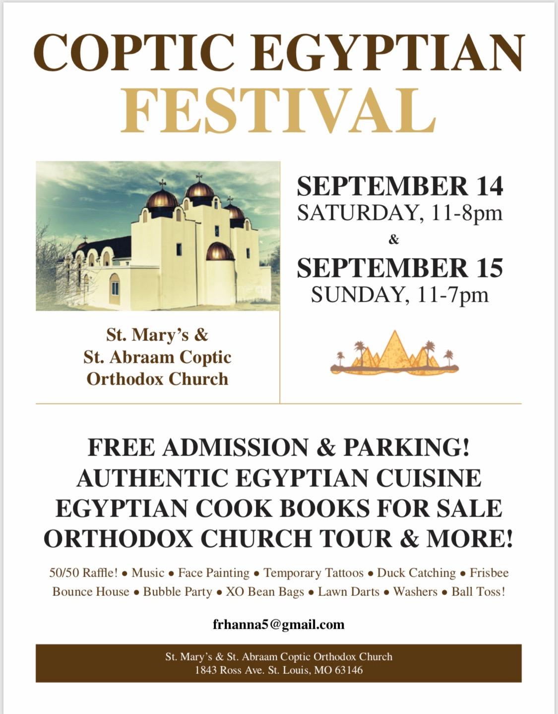 Coptic-Egyptian-Festival-2019