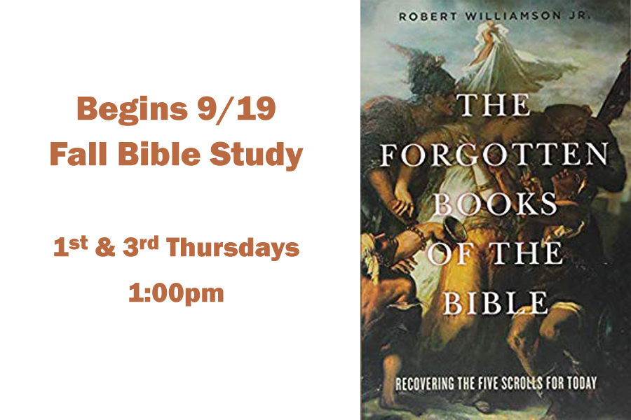fall bible study
