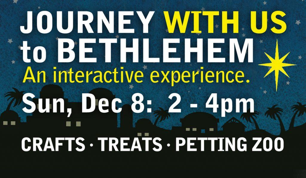 Journey to bethlehem 2019