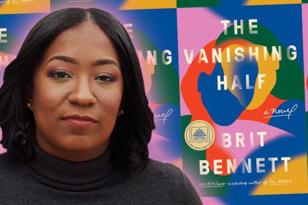 Author Britt Bennett's latest book is called The Vanishing Half